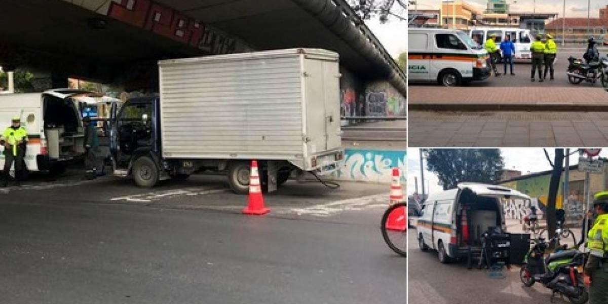 La multa a los conductores que incumplan la medida del día sin carro y sin moto