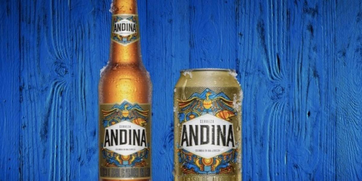 """Cerveza Andina: la cerveza """"colombiana"""" hasta en la etiqueta"""