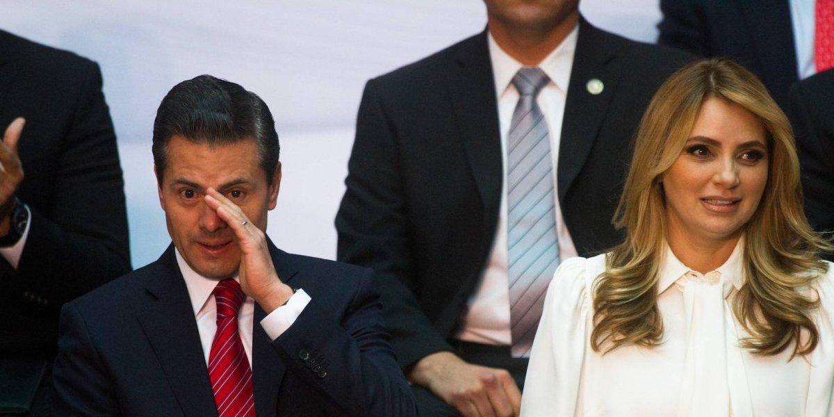 Enrique Peña Nieto y Angélica Rivera se separaron en diciembre: Medios