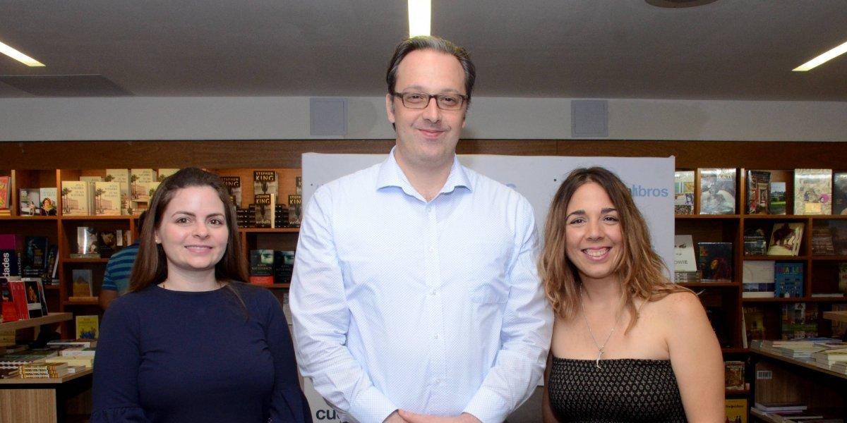 #TeVimosEn: Cuesta Libros recibe a Ana Coello