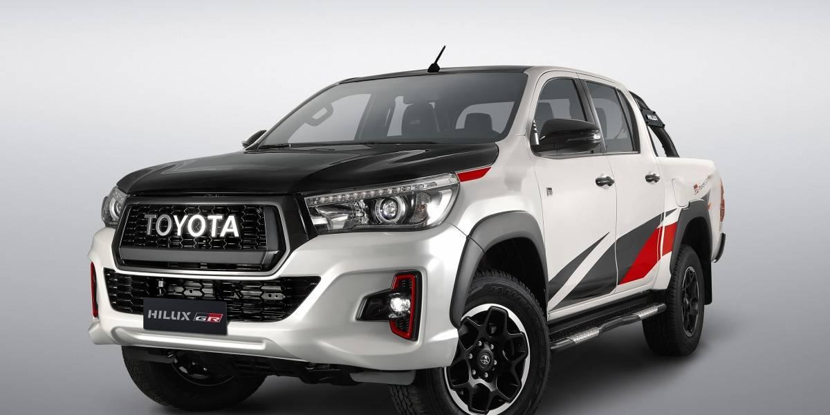 Toyota Hilux GR-Sport: La pickup deportiva con ADN de Dakar