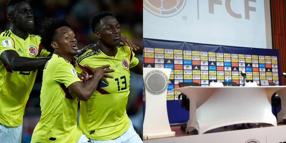 ¡Atención! Le llegó reemplazo a Coca Cola como patrocinador de la Selección Colombia