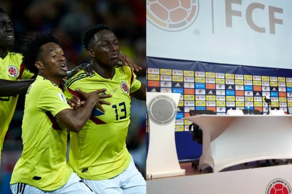 Postobon será el nuevo patrocinador de la Selección Colombia