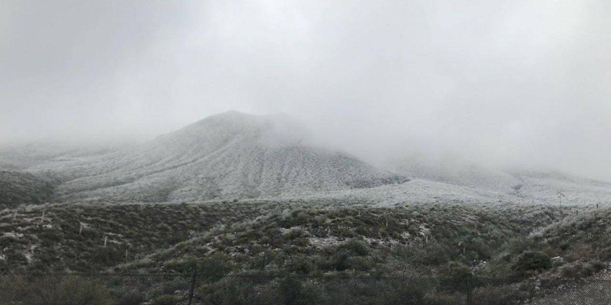 El norte de México se verá afectado por un marcado descenso de temperatura