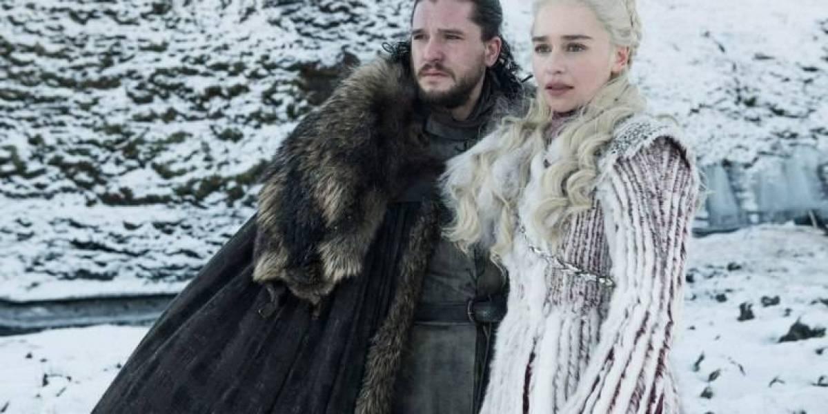 """Se revelan imágenes y detalles de la octava temporada de """"Game of Thrones"""""""
