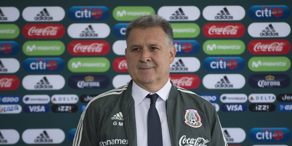 'Aspiro a trabajar con total libertad a la hora de elegir futbolistas': 'El Tata' Martino