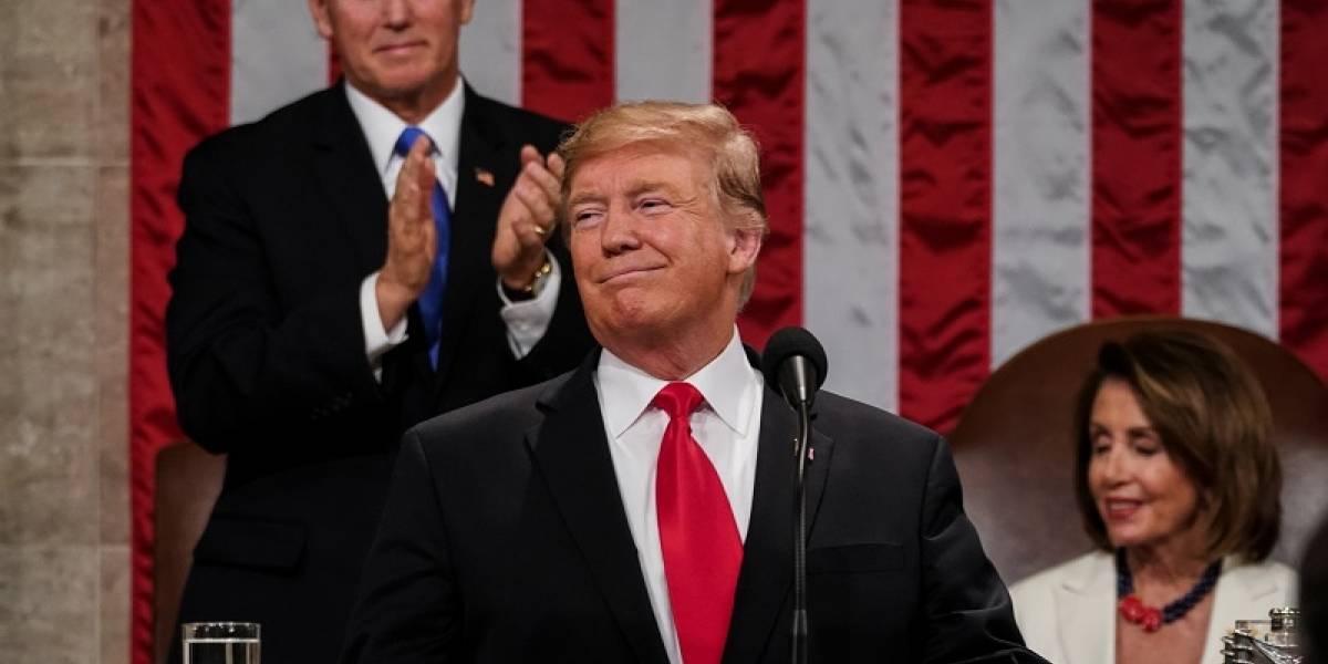 Lo que dejó el discurso de Trump