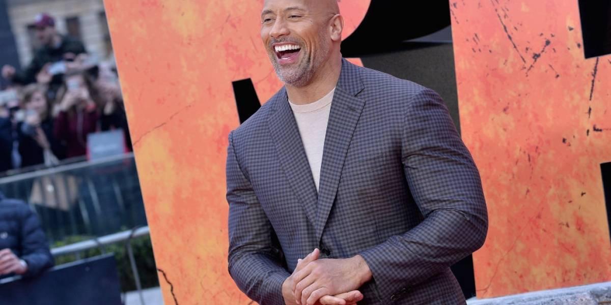 Após sucesso de 'Shazam!', The Rock diz que filmagens de Adão Negro começam em 2020