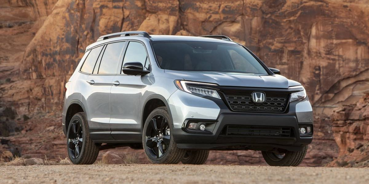 Honda estrena la nueva Passport 2019