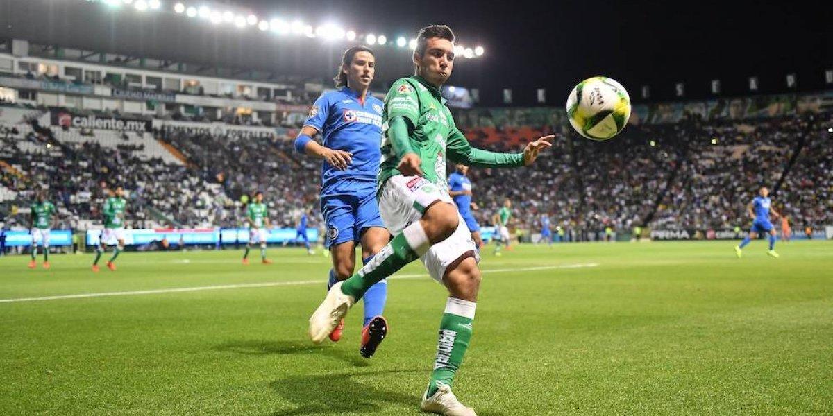 León y Cruz Azul dividen puntos en la Copa MX