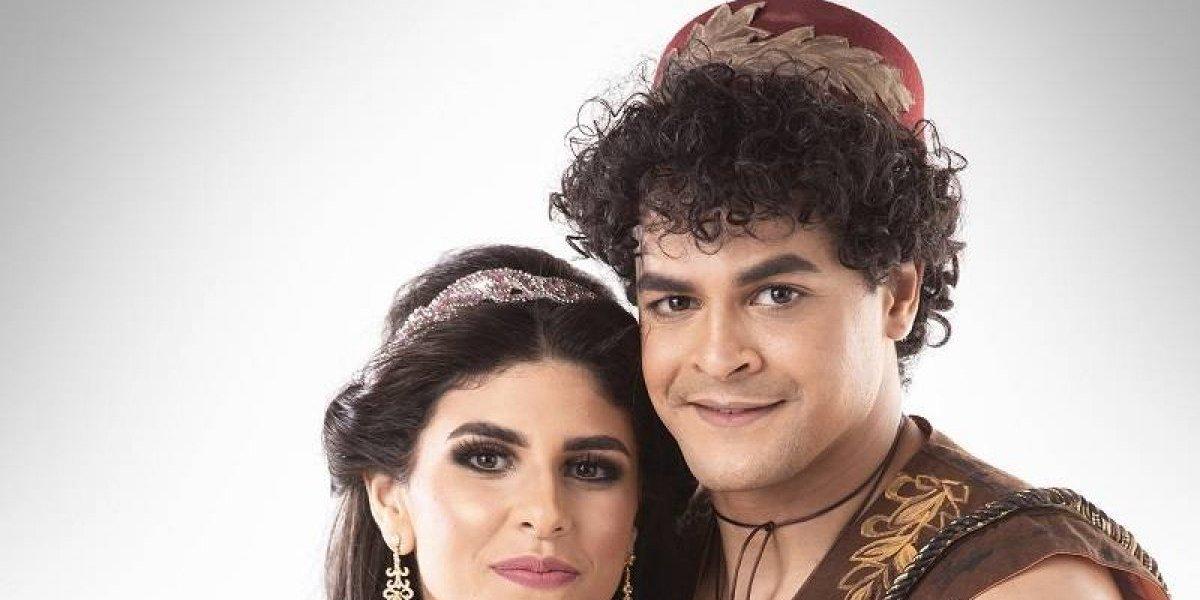 """""""Aladino y el Genio de la Lámpara"""", llenarán de magia este fin de semana"""