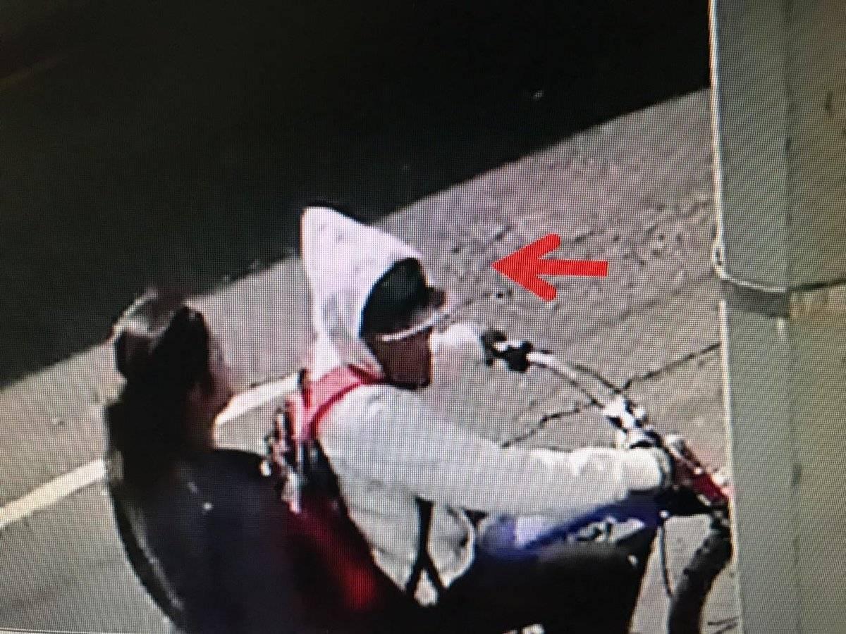 Mario Adán Pineda, alias El Payaso, supuesto cómplice de mujer que explotó bomba en bus ruta 32