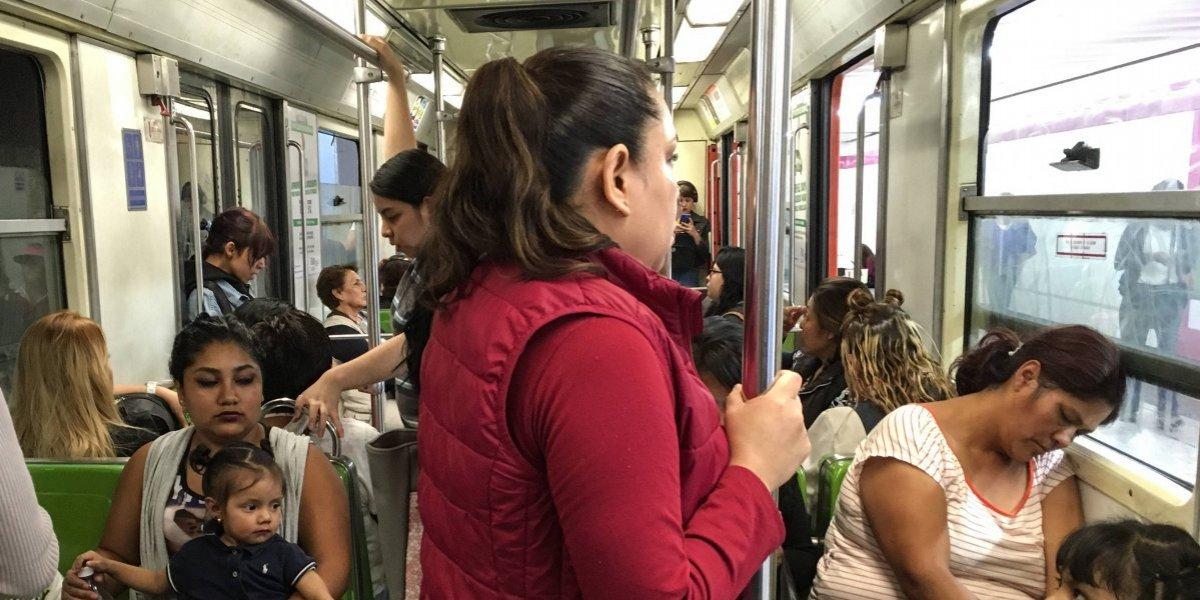 Capturan a tres hombres por tocamientos de tipo sexual en el Metro