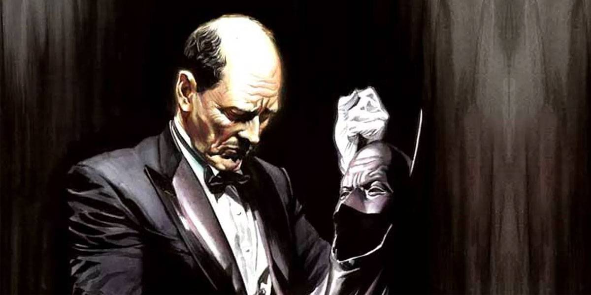 Pennyworth: Alfred el mayordomo de Batman tendrá su serie de TV