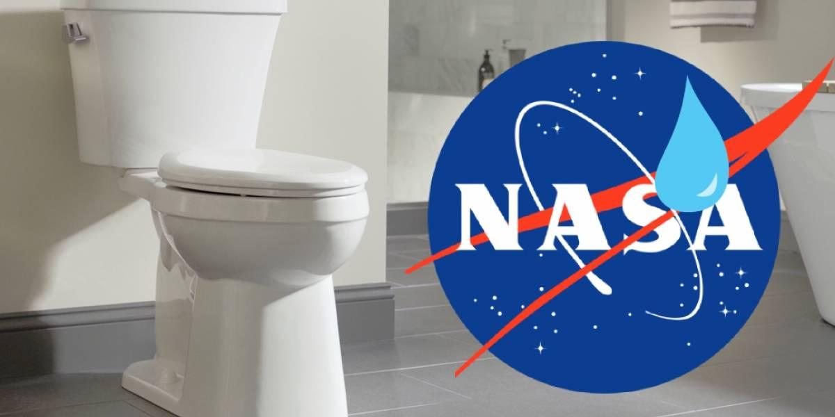 Un inodoro de la Estación Espacial Internacional tuvo una incómoda fuga que sus tripulantes se vieron obligados a limpiar