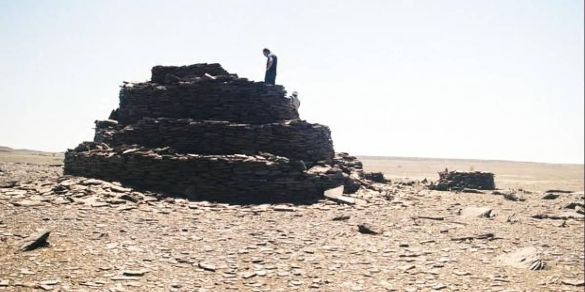 Un tesoro arqueológico: Encuentran misteriosas estructuras de piedra en el Sáhara
