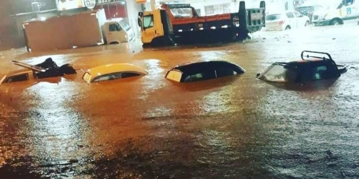 Chuva deixa rastro de destruição no Rio; 6 pessoas morreram