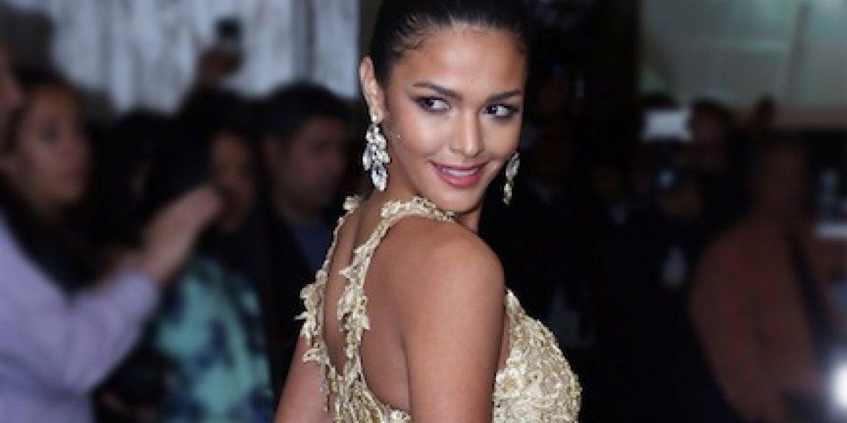 Kiara Liz Ortega deslumbra en el West New York Fashion Week