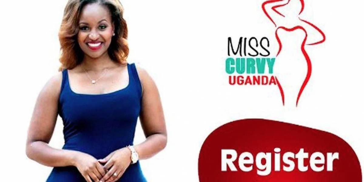 """Genera controversia certamen de belleza en Uganda que promueve """"curvas"""" de mujeres"""