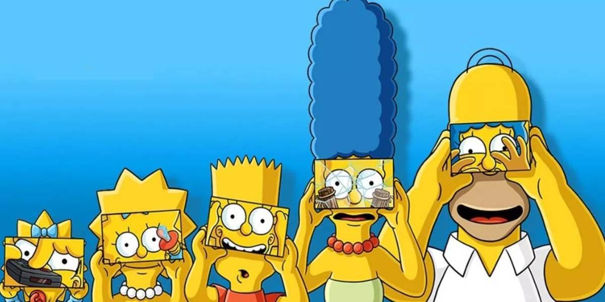 Los Simpson: Ya tenemos algunas imágenes del final de la temporada 30