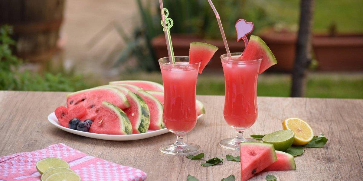 O detox de melancia que diminui as medidas; veja receita para perder peso