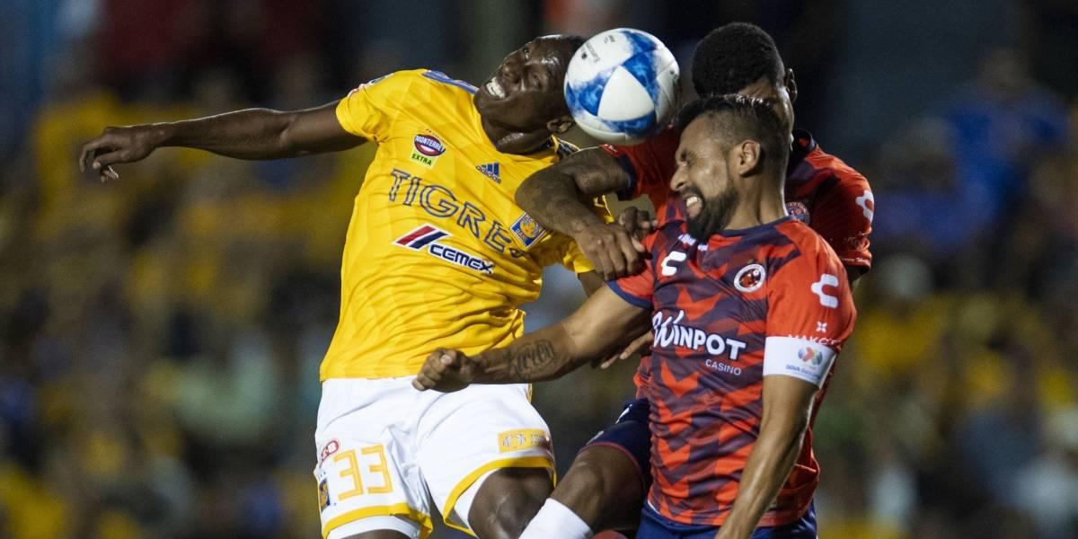 Veracruz podría terminar sequía de goles ante Tigres