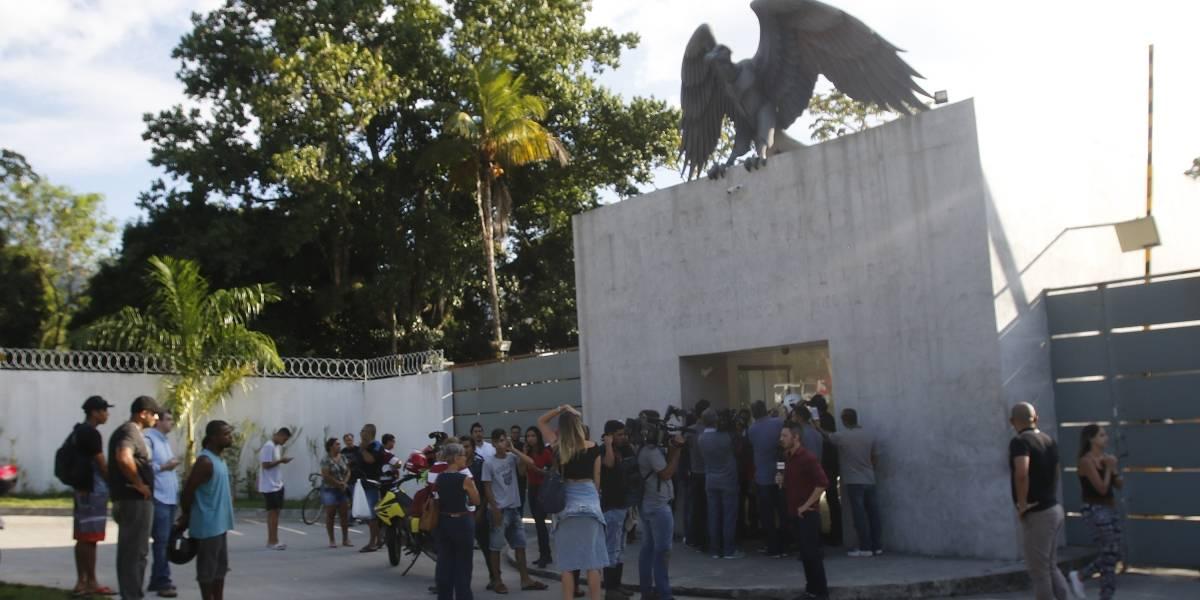 Rivais enviam mensagens de solidariedade ao Flamengo após incêndio em CT