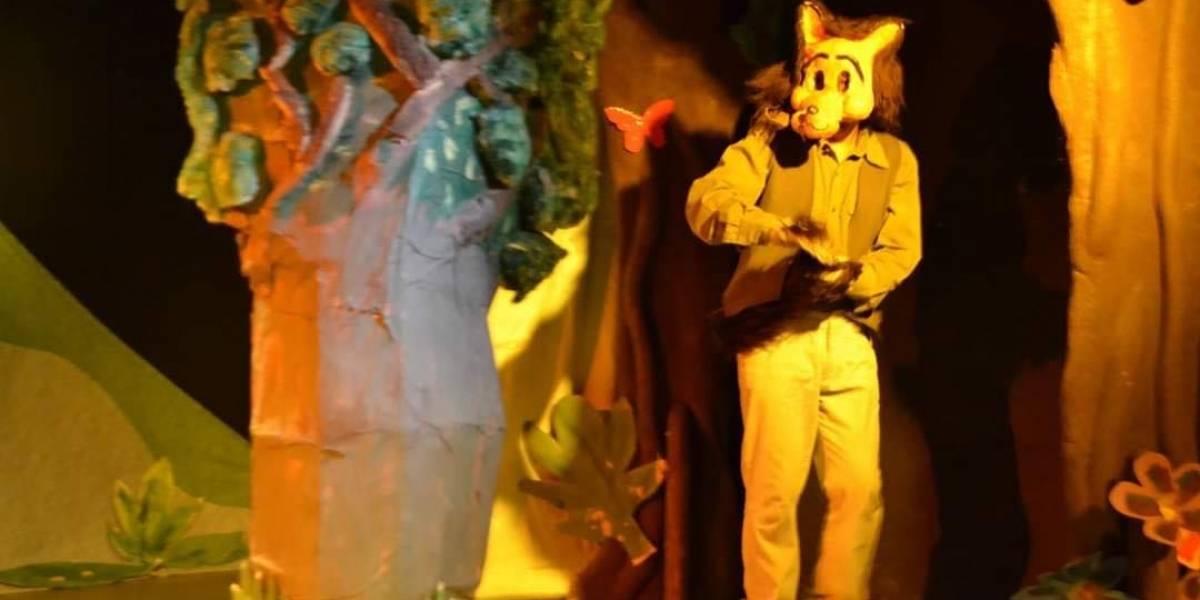 Quito: Rapsodia Teatro presenta 'La otra historia de la Caperucita Roja'