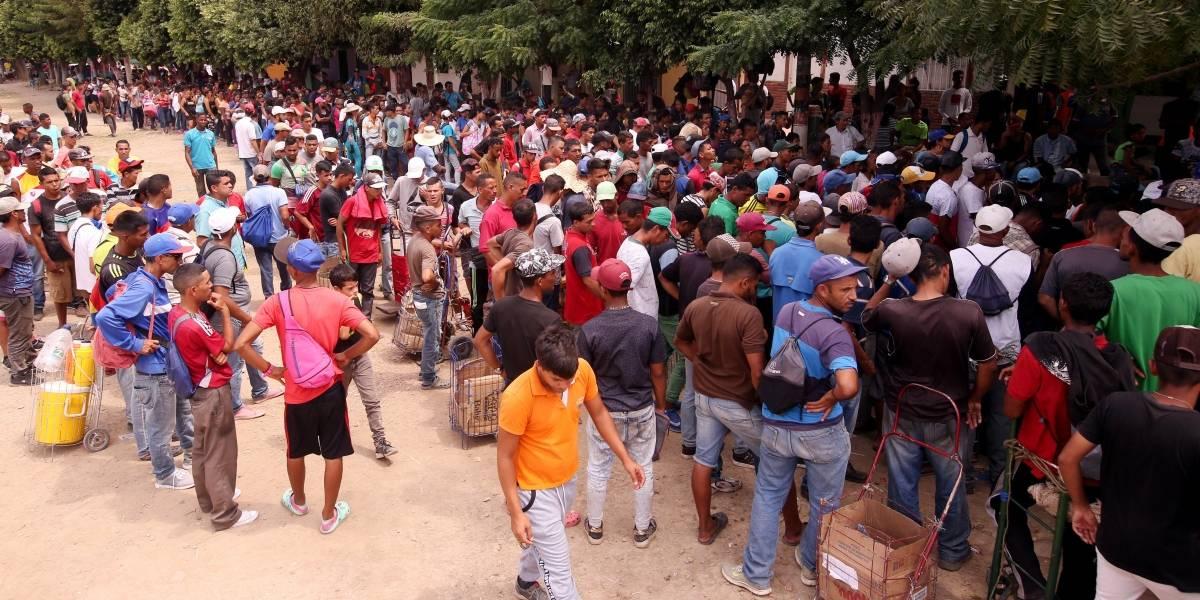 ¿Venezolanos fueron instrumentalizados?