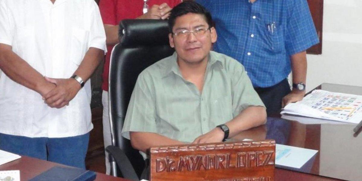 Fiscalía pide que se le retire la inmunidad al alcalde de San Antonio Aguas Calientes