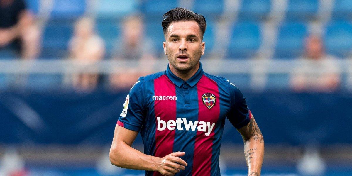 Detienen a jugador del Levante por extorsión y amenazas