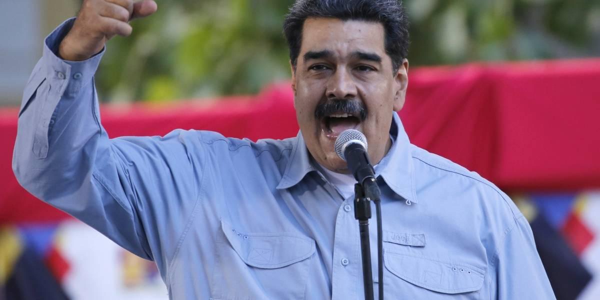 "Maduro: ""Venezuela no va a permitir el show de la ayuda humanitaria falsa"""