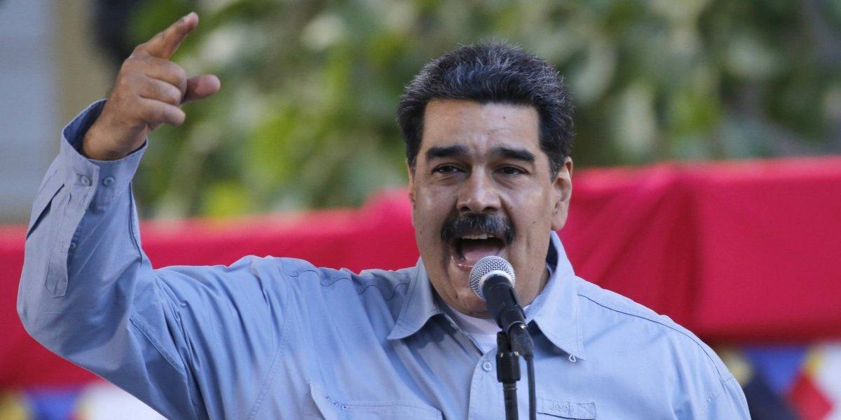 """""""La paciencia se agotó"""": Maduro anuncia ruptura de relaciones con Colombia y da 24 horas para que diplomáticos de ese país abandonen Venezuela"""