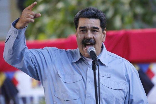 Maduro impide ayuda humanitaria