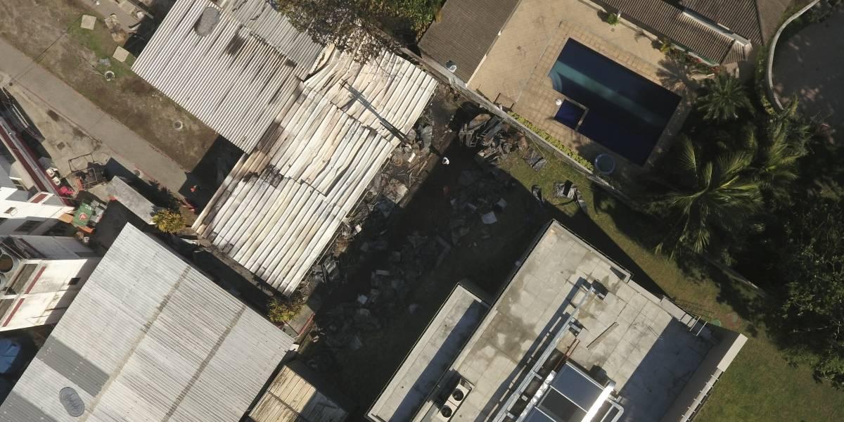 Brasil: 10 muertos en incendio en centro de entrenamiento de Flamengo en Río