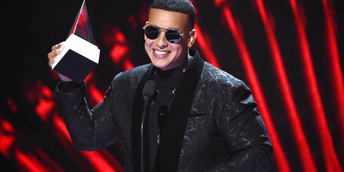 """Snow está encantado con la versión de """"Informer"""" que hizo Daddy Yankee"""