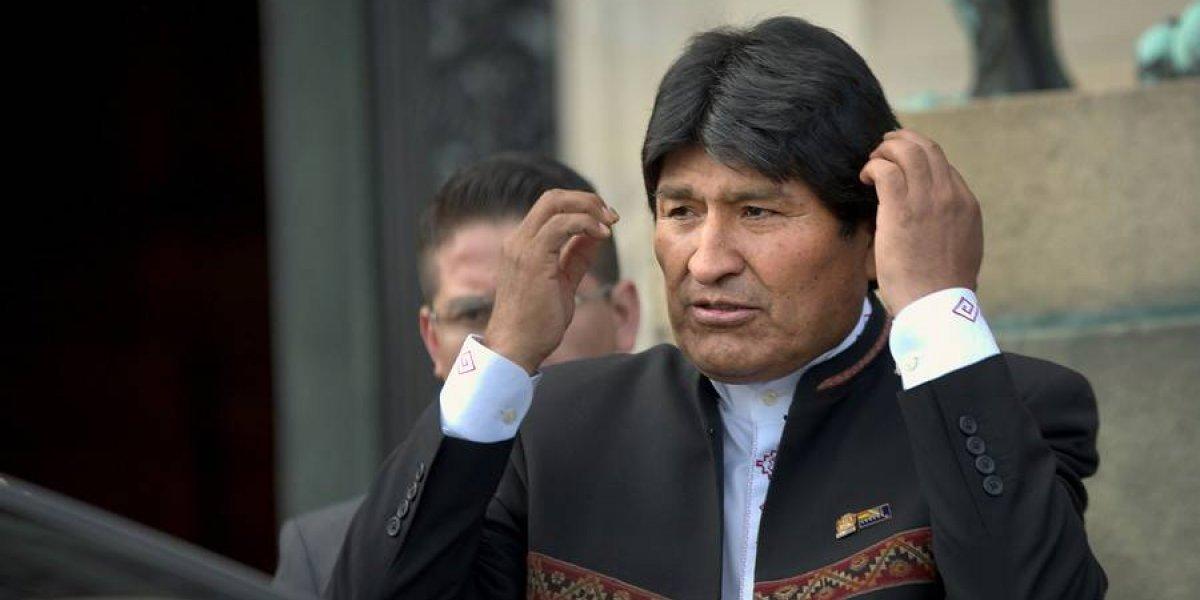 La confesión de Evo Morales sobre su físico que desató una ola de memes en redes sociales