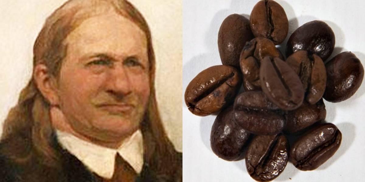 Google dedica su doodle al cientifico aleman que descubrio la cafeina