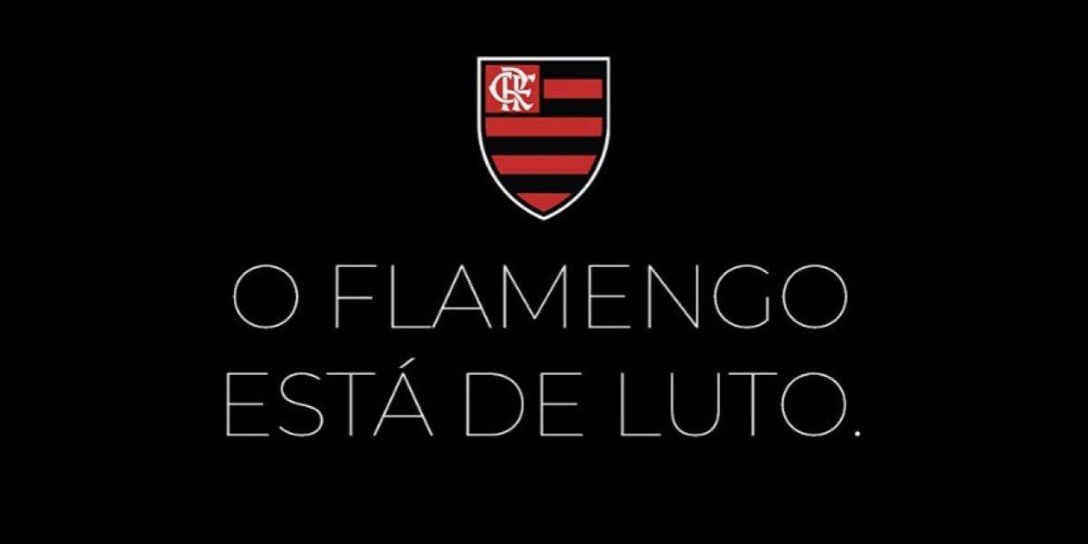 """""""O Flamengo está de luto"""": El fútbol llora el trágico incendio que afectó a las series menores del Mengao"""