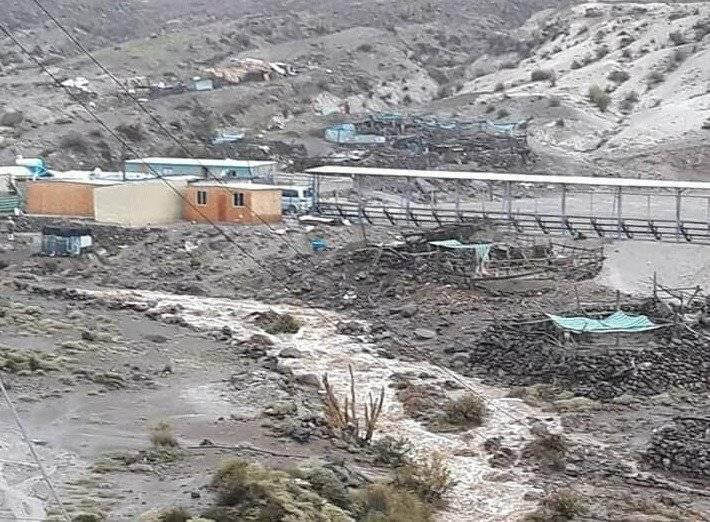 lluvias Chile