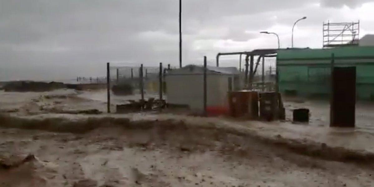 Lluvias en el Norte de Chile no dejan de sorprender: precipitaciones registradas en Calama se ubican entre las cinco más intensas en 53 años