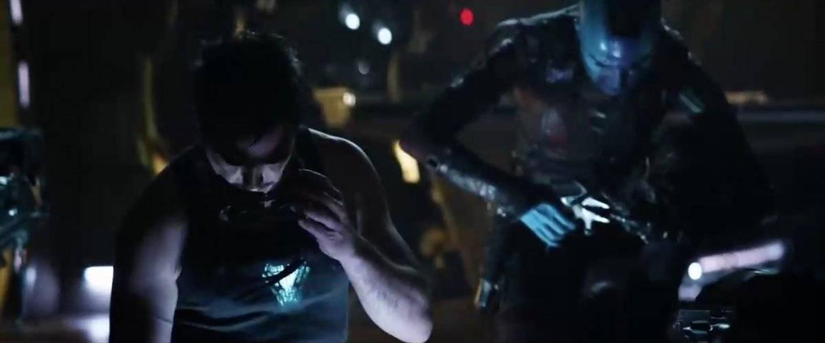 Tráiler reveló al salvador de Tony Stark en Avengers 4