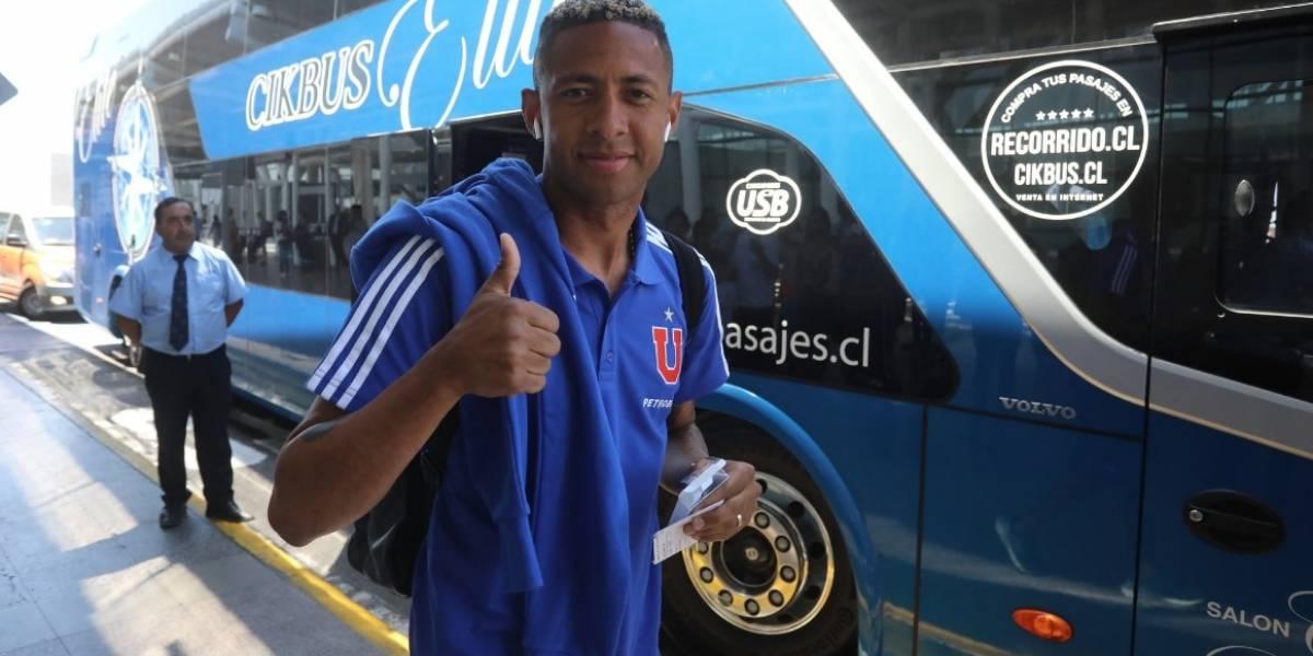 Kudelka confía en Gabriel Torres para revertir la llave de la Libertadores contra Melgar