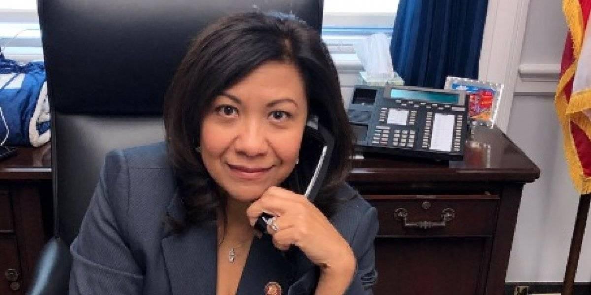 Congresista Norma Torres critica firma de acuerdo entre Guatemala y EE. UU. contra la migración
