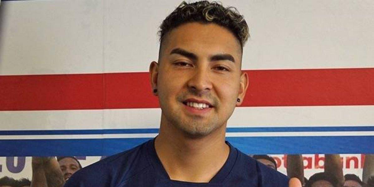 """Jeisson Vargas explica su segundo retorno a la UC: """"Creo que acá puedo tener más oportunidades"""""""