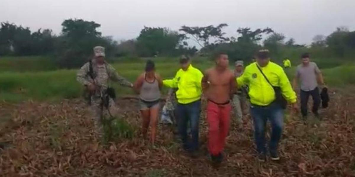 Capturaron en Calamar a presuntos autores de masacre de cuatro personas ocurrida en Barranquilla