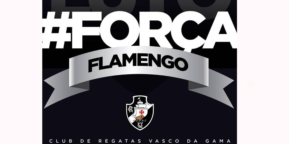 Após incêndio, clubes manifestam solidariedade ao Flamengo