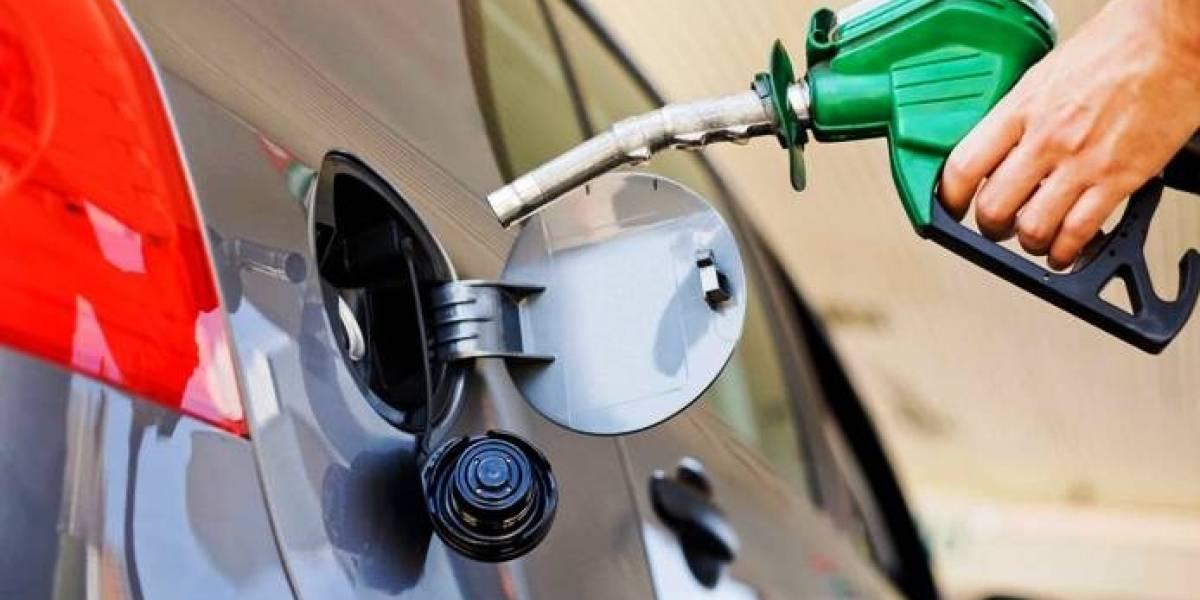 Combustibles registrarán alzas de entre 20 centavos y 2.80 pesos