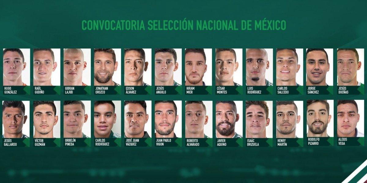 Martino sorprende en la primera lista del Tricolor