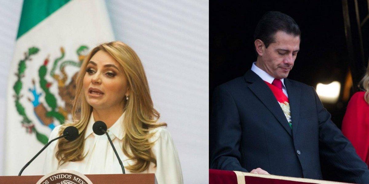 Los rumores que rodearon al matrimonio de Peña Nieto y Angélica Rivera